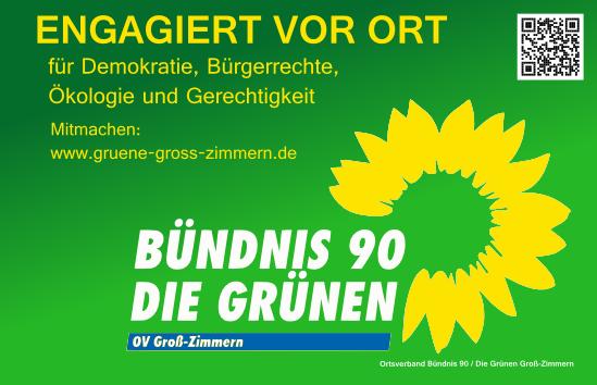 Engagiere Dich bei uns in Groß-Zimmern und mach mit beim Wechsel in Wiesbaden und Berlin!